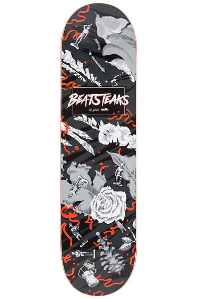 "Radio x Beatsteaks 8.25"" Deck (multi)"