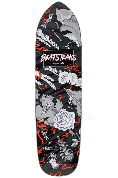 "Radio x Beatsteaks 8.625"" Deck (multi)"