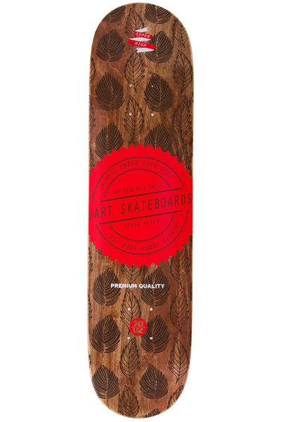 "Jart Skateboards Forrest 7.75"" Deck (brown)"