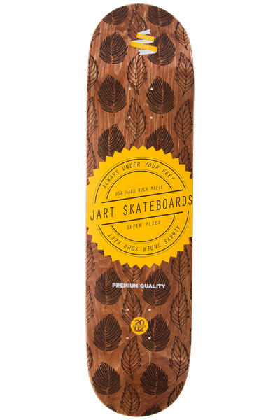 "Jart Skateboards Forrest 8"" Deck (brown)"