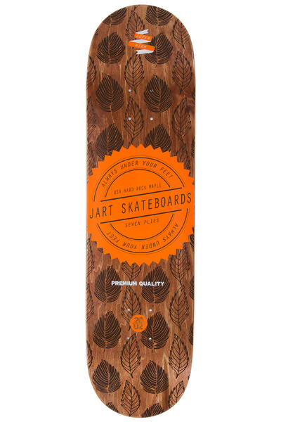 "Jart Skateboards Forrest 8.25"" Deck (brown)"