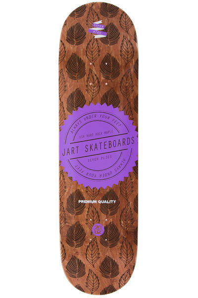 "Jart Skateboards Forrest 8.5"" Deck (brown)"