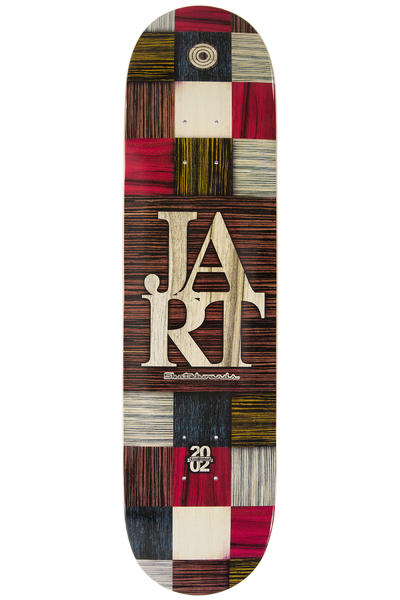 "Jart Skateboards Carpenter 8.125"" Deck (multi)"