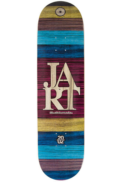 "Jart Skateboards Carpenter 8.25"" Deck (multi)"