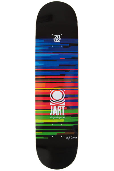 "Jart Skateboards Speed 8"" Deck (black)"