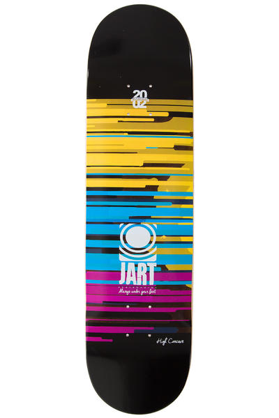 "Jart Skateboards Speed 8.125"" Deck (black)"