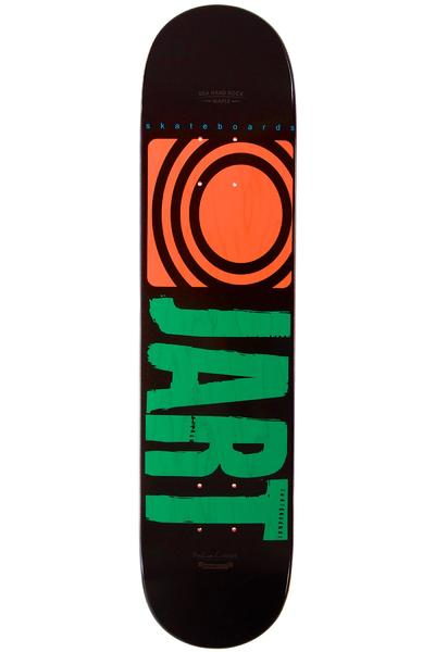 "Jart Skateboards Classic 7.375"" Deck (black)"
