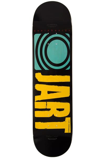 "Jart Skateboards Classic 8.125"" Deck (black)"