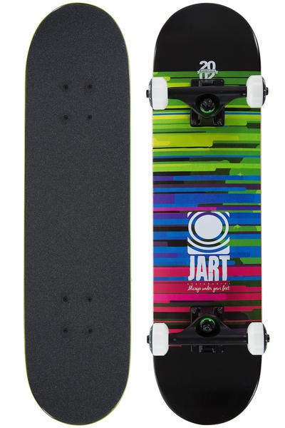 "Jart Skateboards Speed 7.25"" Komplettboard (black)"