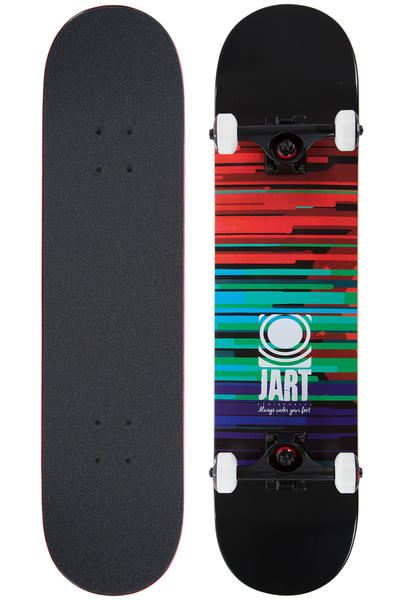 "Jart Skateboards Speed 7.625"" Complete-Board (black)"