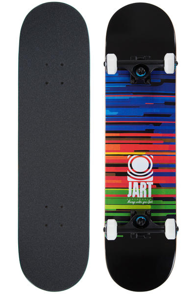 "Jart Skateboards Speed 7.75"" Komplettboard (black)"