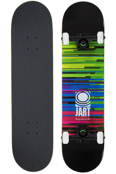 "Jart Skateboards Speed 7.875"" Komplettboard (black)"