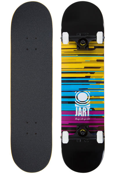 "Jart Skateboards Speed 8"" Komplettboard (black)"