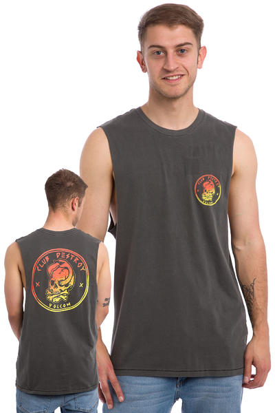 Volcom Plasm Muscle Tank-Top (black)