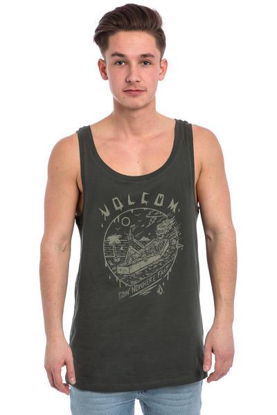 Volcom Nowhere Camiseta de tirantes (black)