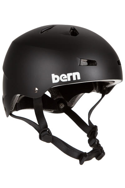 Bern Team Macon EPS Casco (matte black)