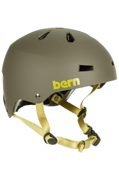 Bern Team Macon EPS Helm (matte charcoal grey)