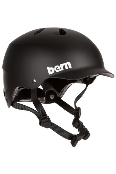 Bern Team Watts EPS Helmet (matte black)