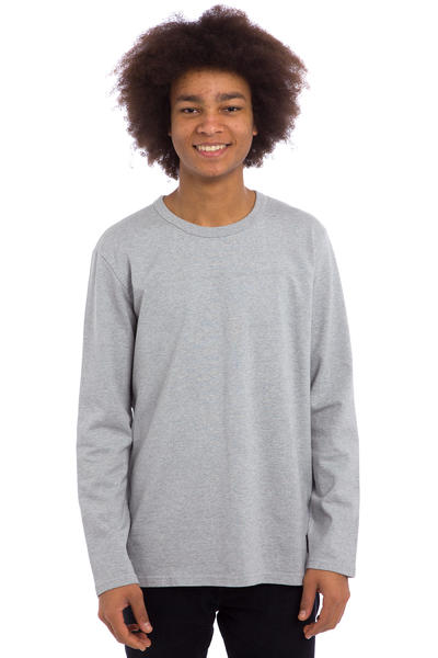 Levi's Football Longsleeve (rollerskate grey heather)