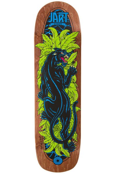 "Jart Skateboards Panther Pool Before Death 8.5"" Deck"