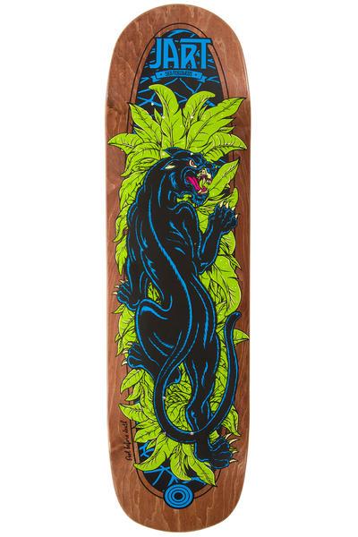 """Jart Skateboards Panther Pool Before Death 8.5"""" Planche Skate"""