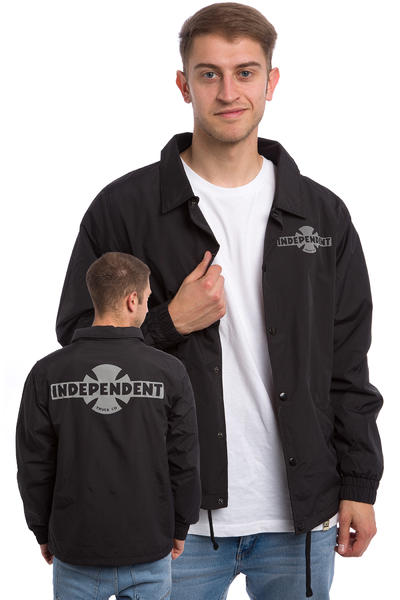 Independent OGBC Coach Jacket (black)