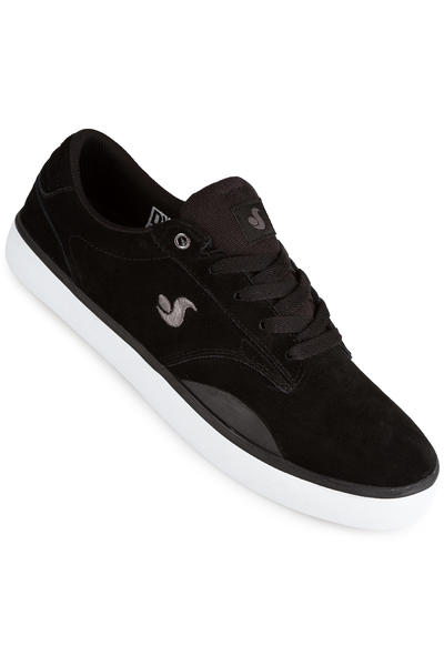 DVS Daewon 14 Suede Shoe (black grey black)