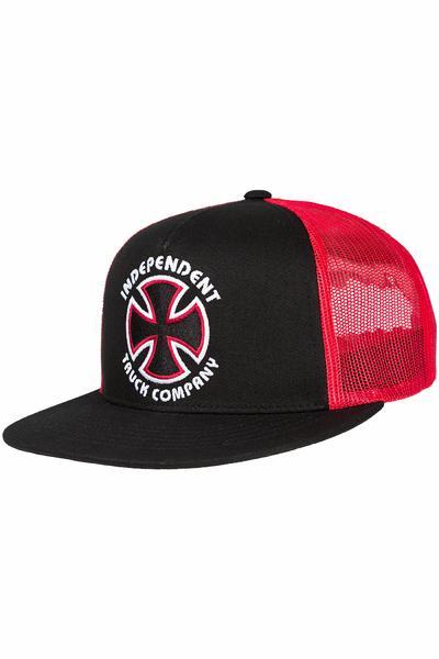 Independent Classic Bauhaus Trucker Cap (black)