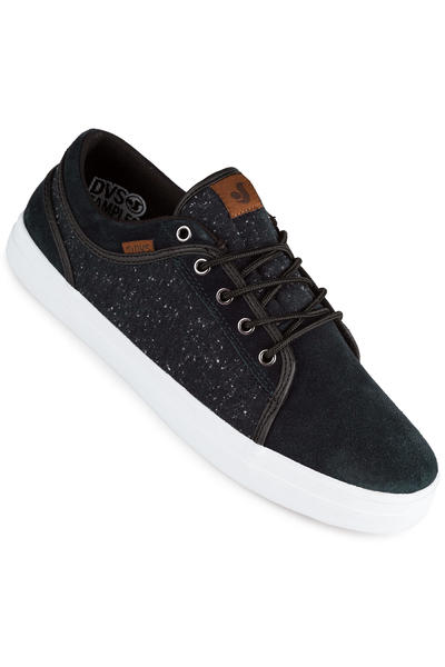 DVS Aversa Suede Shoe (navy black)