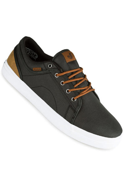 DVS Aversa Canvas Shoe (black brown)