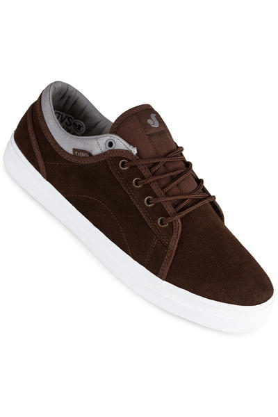 DVS Aversa Suede Shoe (brown grey)