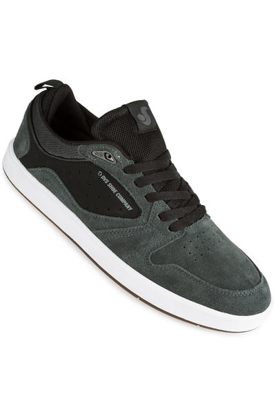 DVS Ignition SC Suede Schuh (grey black)