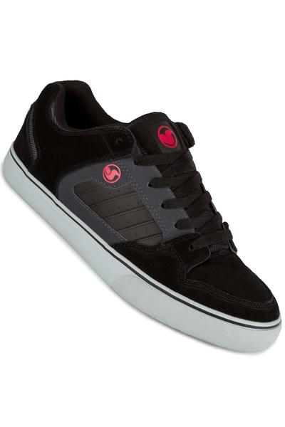 DVS Militia CT Suede Shoe (black grey red)