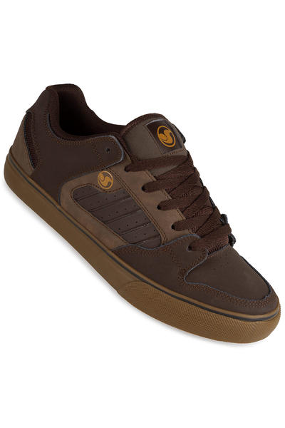 DVS Militia CT Nubuck Shoe (brown gum)
