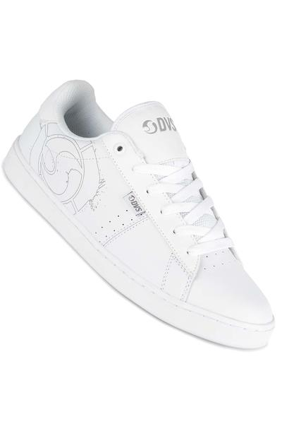 DVS Revival 2 Leather Shoe (white)