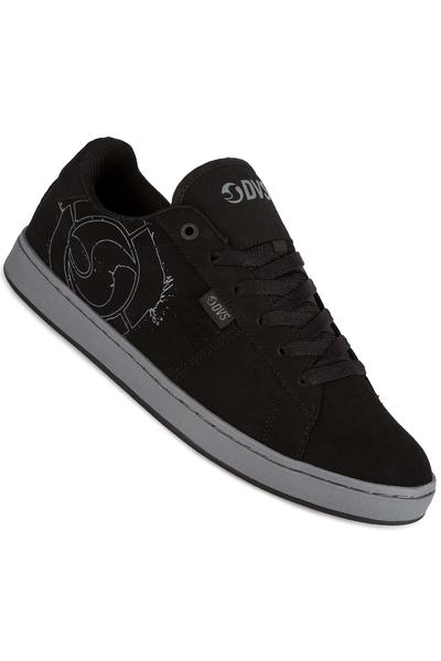 DVS Revival 2 Trubuck Shoe (black grey)