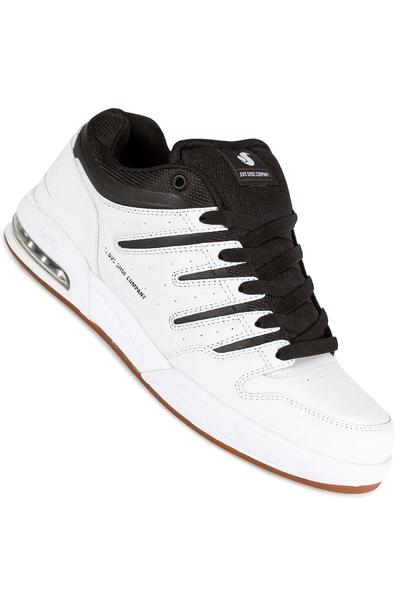DVS Tycho Leather Chaussure (white gum)