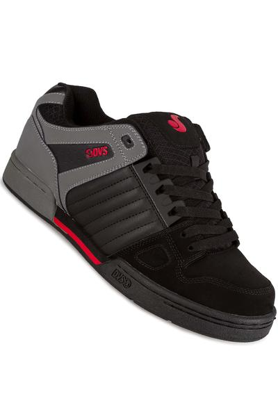 DVS Celsius Schuh (black grey red)