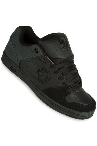 DVS Discord Nubuck Schuh (black grey black)