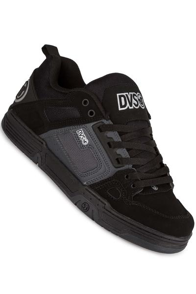 DVS Comanche Nubuck FA16 Schuh (black grey black)