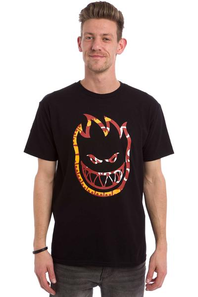 Spitfire Malt Bighead T-Shirt (black)