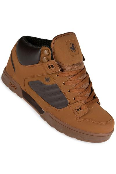 DVS Miltia Boot Nubuck Chaussure (brown gum)
