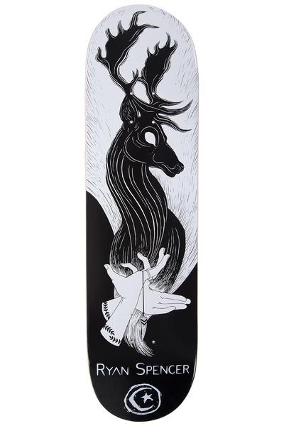 "Foundation Spencer Shadow Puppet 8.375"" Deck (white black)"