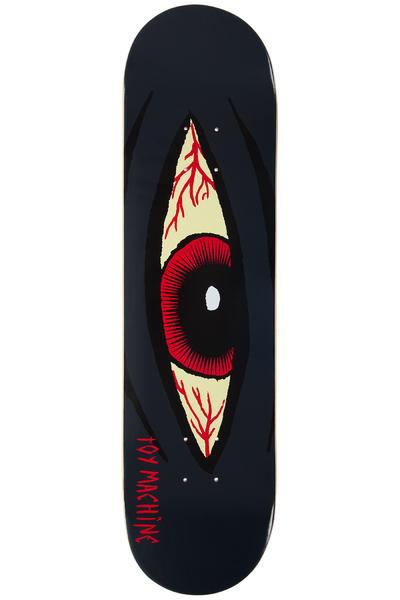 "Toy Machine Sect Eye Bloodshot 8"" Deck (black)"