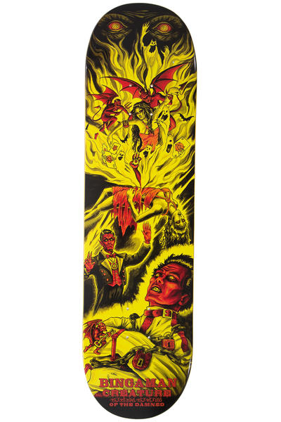 "Creature Bingaman Circus Of The Damned 8.375"" Deck"