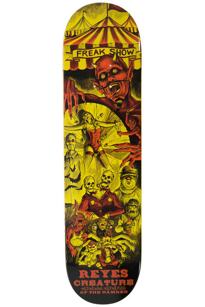 "Creature Reyes Circus Of The Damned 8"" Deck"