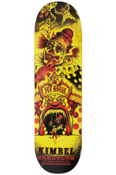 "Creature Kimbel Circus Of The Damned 9"" Planche Skate"