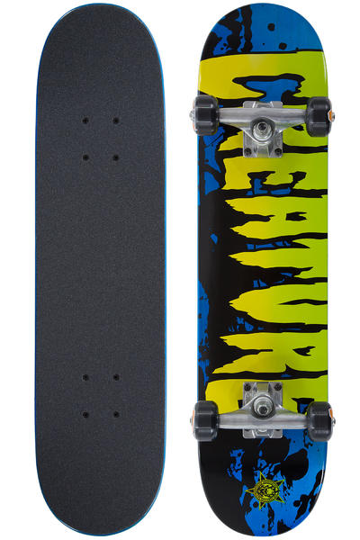 "Creature Stained Mini 7"" Board-Complète (blue)"