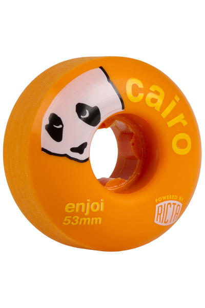 Ricta x Enjoi Cairo Slix 53mm Wheel (orange) 4 Pack
