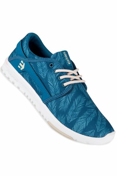 Etnies Scout Shoe women (blue green)